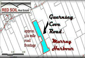 35+/- acres, Guernsey Cove Road, PEI