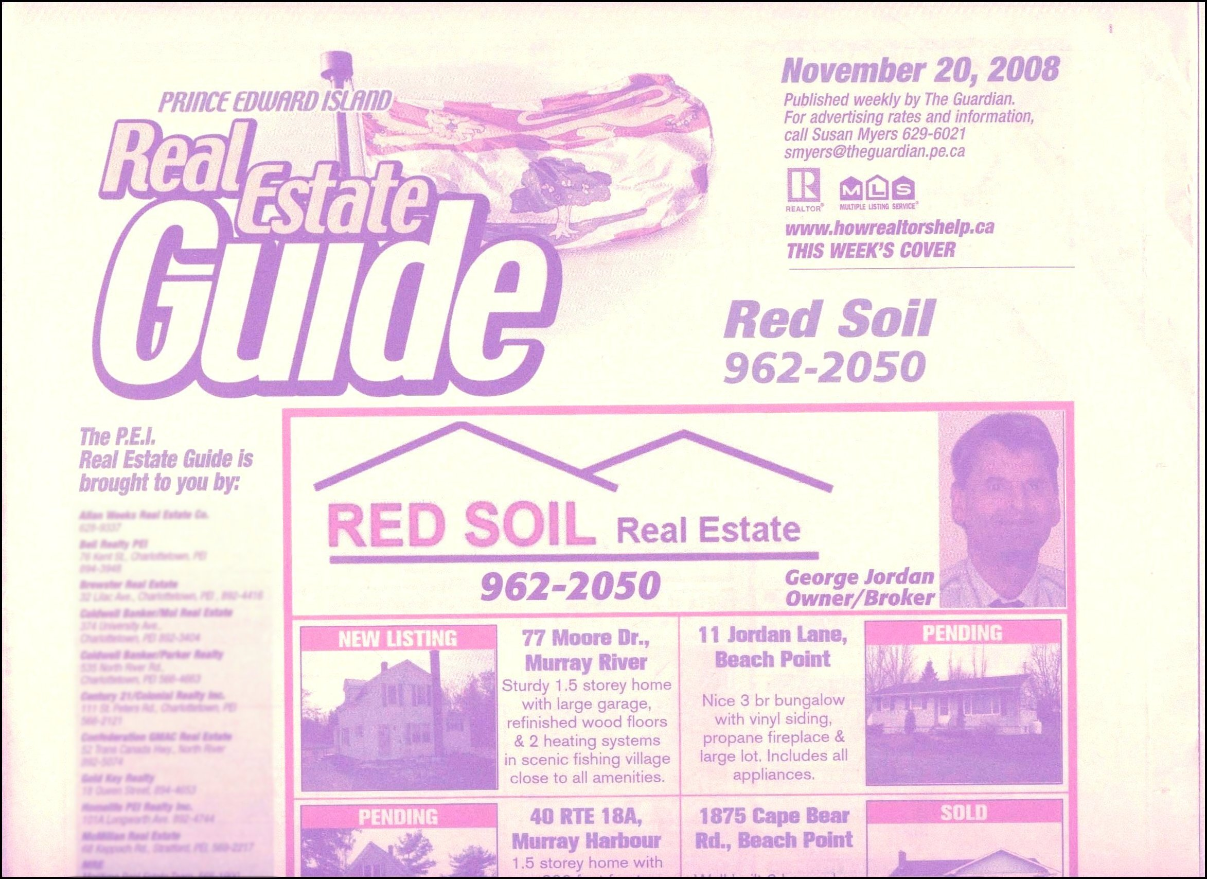 PEI Real Estate Guide